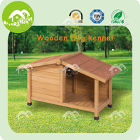 flat packing wholesale easy assembly dog kennel buildings