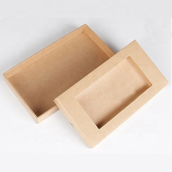 Brown Craft Cardboard Packaging Design Mobile Cell Phone Boxes Buy