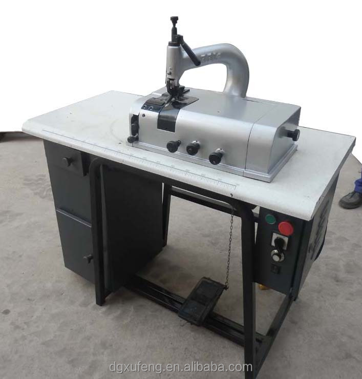 used leather skiving machine