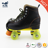 led flashing double row roller skate adults