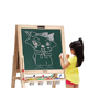 FQ brand New design wooden magic toddlerh quality wood kids 3d drawing board