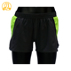 Breathable fabric and comfortable fabric women gym shorts athletic shorts ladies fitness yoga shorts