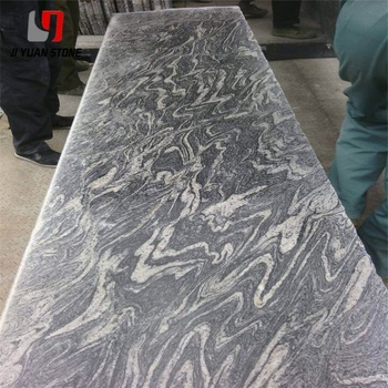 Factory Juparana Granite Tile India Gold Stone For Hotel Project