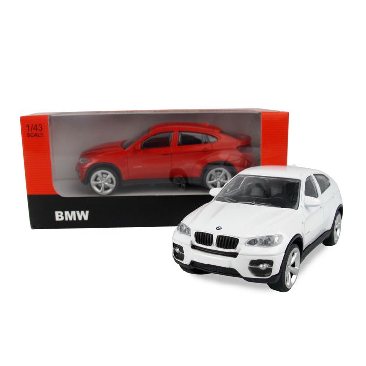Bmw X6 Toy Car: Rastar 1:43 BMW X6 Die Cast Toy Car, View Die Cast Toy Car