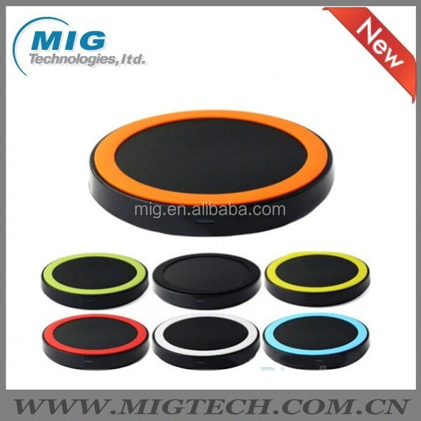 Wireless charging PAD for furniture desk with USB Port & USB Cable for IOS and android mobile phone accessories