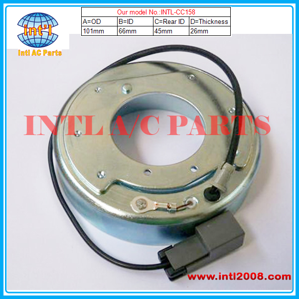 Clutch Coil Size :101*66*26*45mm For Auto Ac Compressor - Buy Ac Compressor  Clutch Coil Size 101mm*66mm*26mm*45mm,Ac Compressor Clutch Coil,Air