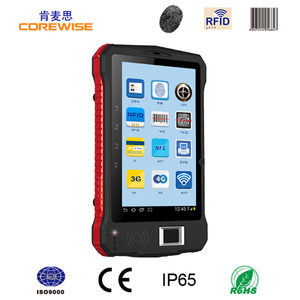 Android durable industrial hand held computer pda mobile terminal