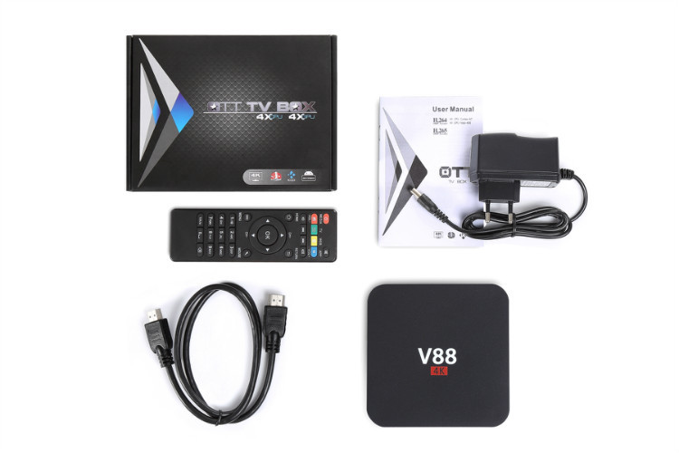 Cheapest Streaming Player V88 World Max Tv Box Support Hdmi2 0 4k  Resolution Android 5 1 Tv Box - Buy World Max Tv Box,World Max Tv Box,World  Max Tv