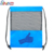 Most Popular Best Selling Promotional Polyester Netted Mesh  Drawstring Bag/Backpack
