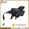 AC/DC 24w switching power supply dc12v2a 9v2a 24v1a with CE European plug