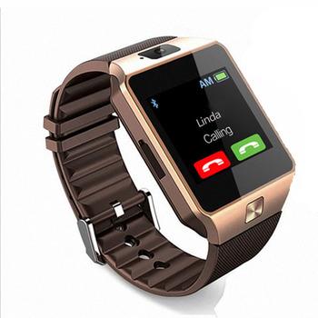 9cb616db57f Atacado Smartwatch DZ09 Relógio Android Inteligente com o Cartão SIM e  Câmera Móvel Telefones Relógio Inteligente