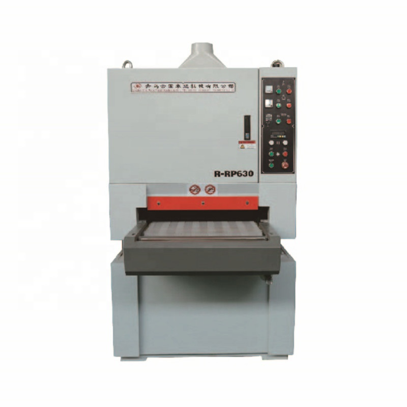 Wpc Wood Plastic Surface Treatment Sanding Machine Wpc Sander