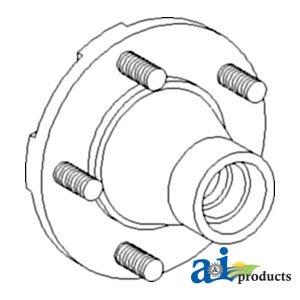 Buy VLH1717 WBK15 New Rhino Rotary Cutter Tail Wheel Bearing Set