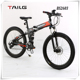 China wholesale Tailg 26'' sports mountain elctric bike folding electric bicycle