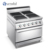 Hot Line Furnotel 900 Series 4-Burner Cooking Gas Range With 4 Burner Oven