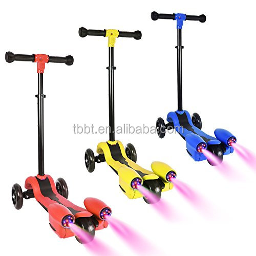 HANGZHOU ASTM CPSIA cpc certification amazon type kids new design jet electric Spray Music scooter cheap sale