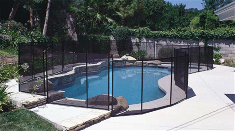 China supplier wholesale pool plastic fence buy plastic for Plexiglass pool fence