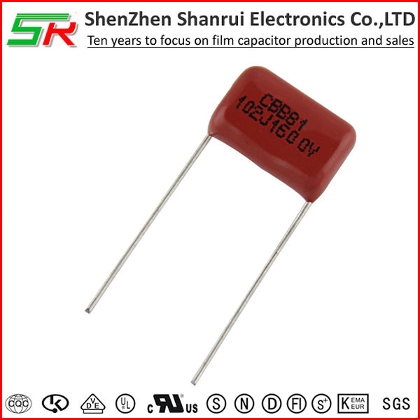 Pulse High Voltage Capacitor Polypropylene Capacitors PPS