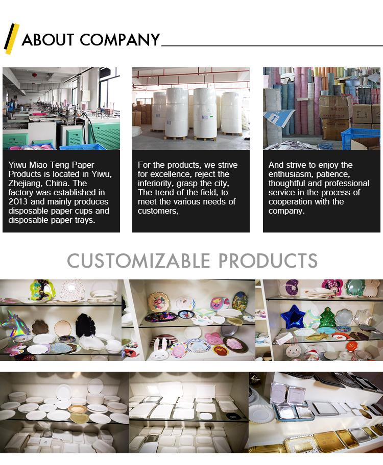 Top vendendo colorido tamanho personalizado guardanapo de papel impresso