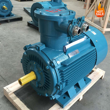 YB2 Series Explosion-Proof Three-Phase Induction Motor
