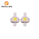 6V 12V LED Natural White led High Power 10W 20W 30W LED Chip COB Chip For Projector Light Source