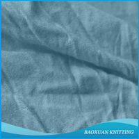 Cloth fabric supplier Best sale Polyester spandex spun rayon fabric