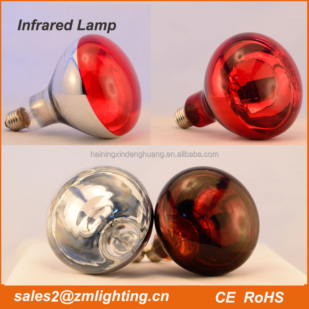 China Shortwave Infrared paint Curing Lamp / Industrial Infrared Heat Baking Lamps