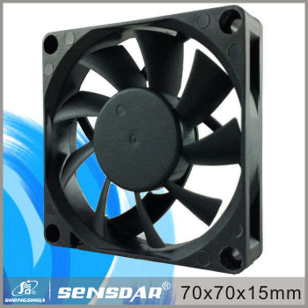 70mm asian fan 12V24V slogan fan for led