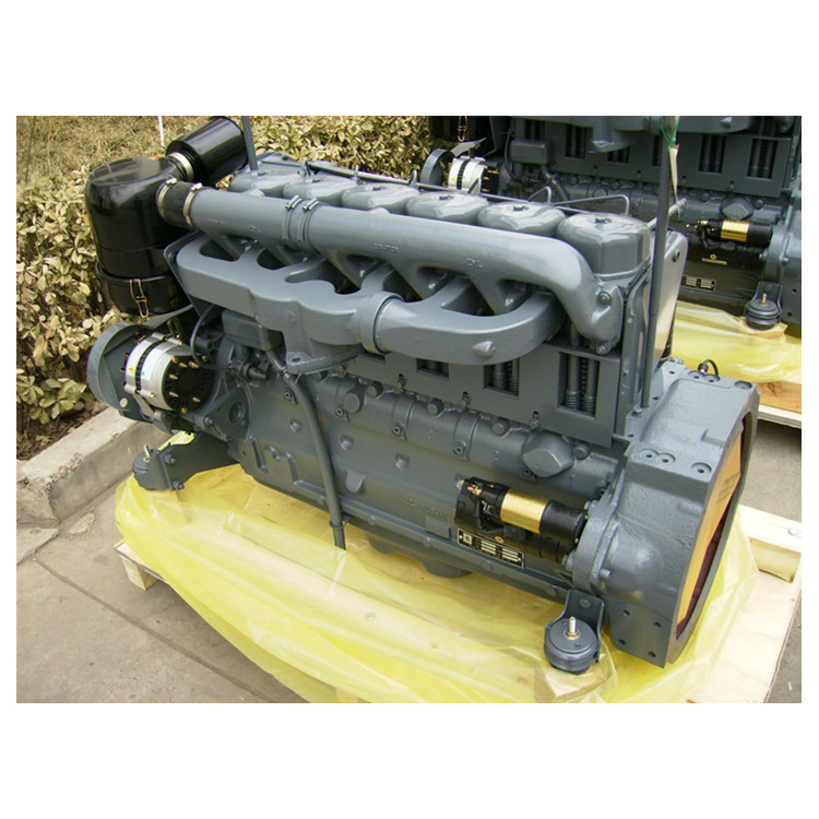 Deutz F6L912 diesel engine used for Consturcation machinery