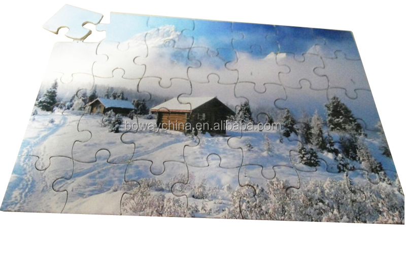 CDP-630 Boway service Jigsaw Puzzle Maker Machine