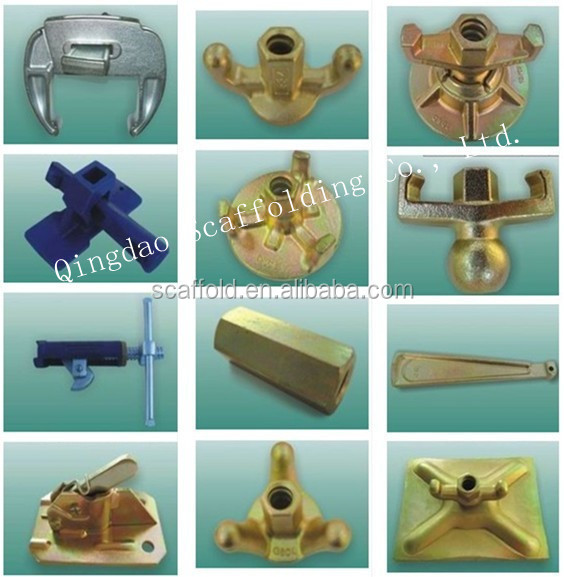 Formwork Accessories/Tie Rod Wing Nut