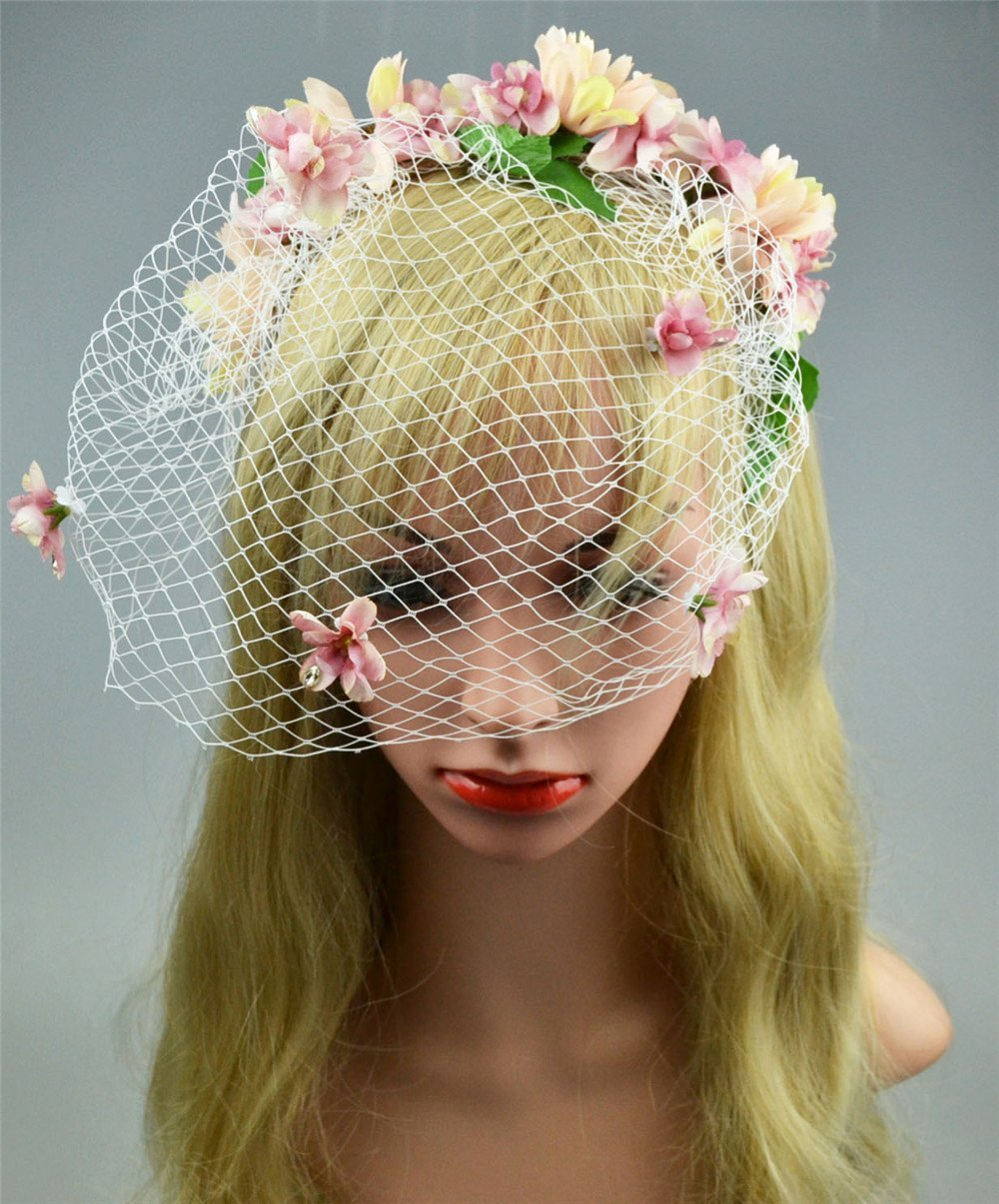 Cheap Flower Crown Wedding Veil Find Flower Crown Wedding Veil