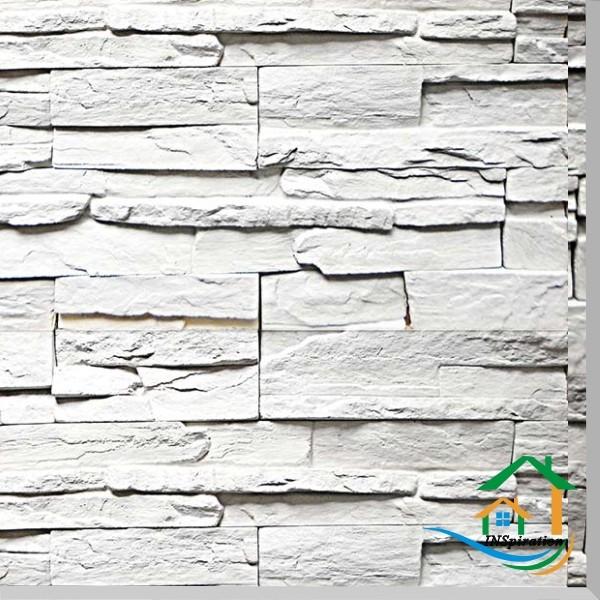 White Faux Brick: White Faux Brick Wall Panels