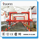 Flying dragon electroplating/rack equipment/for wire wheel in China