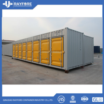 Side Open 40fthchq High Cube Self Storage Shipping Container Buy