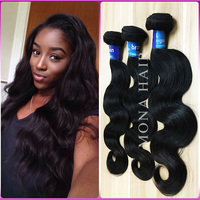 8A grade wavy extension wholesale popular in USA brazilian natural hair body wave extension