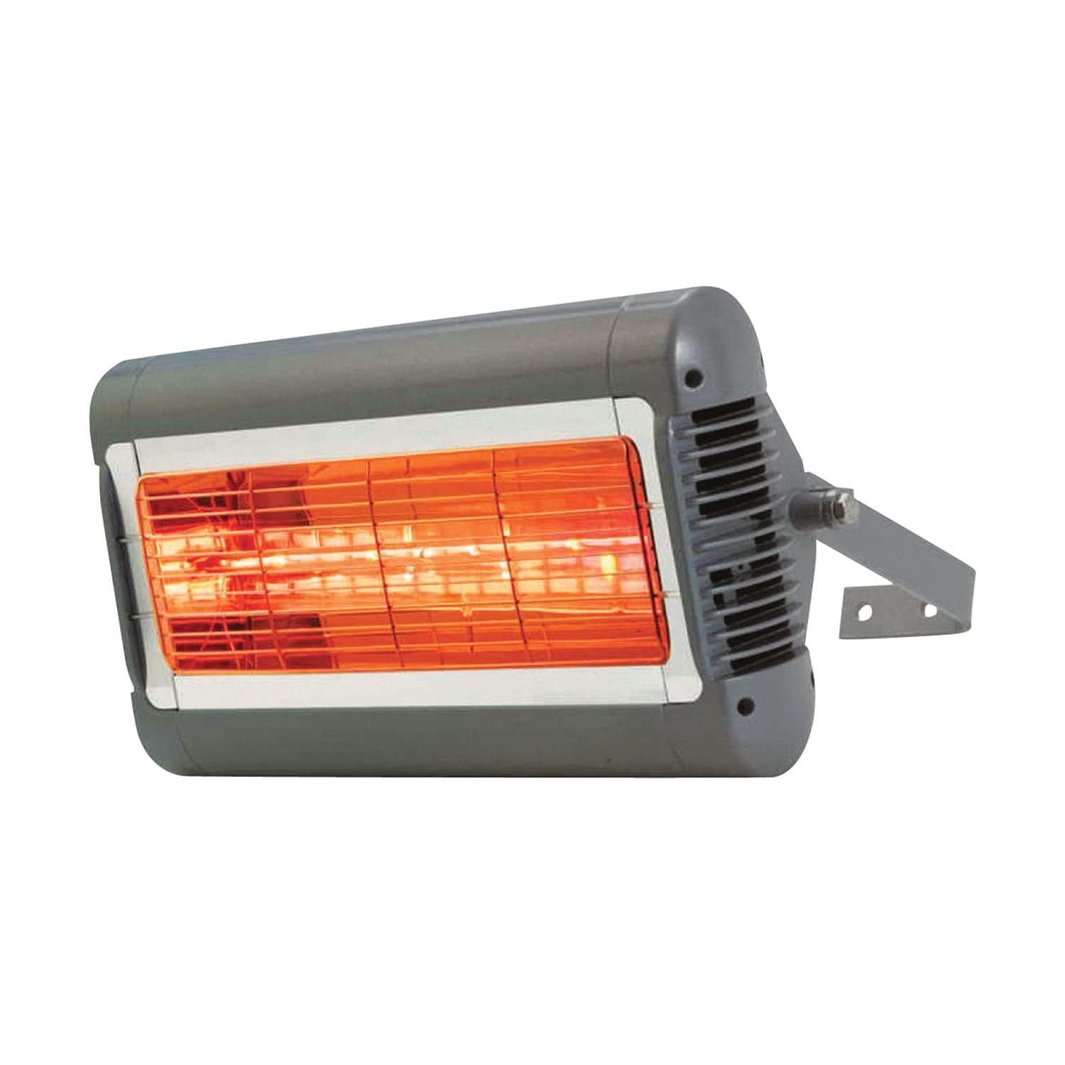 Solaria Electric Infrared Heater - Commercial-Grade, Indoor/Outdoor, 1500 Watts, 240 Volts, Model# SALPHA15240S