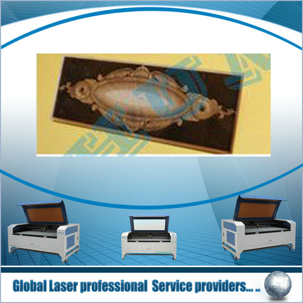 Laser cutting and engraving for leather, cloth, wood,double heads laser cutter,Laser Applique Cutting Machine