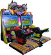Factory price direct sale simulator racing machine,2 players arcade game machine motorcycle racing simulator