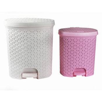 Imode Household Factory Directly Provide Plastic Kitchen Trash Can - Buy  Trash Can,Plastic Trash Can,Kitchen Trash Can Product on Alibaba.com
