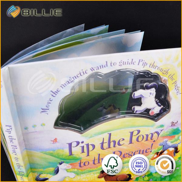 Cheap Price Die Cut Children Book Printing