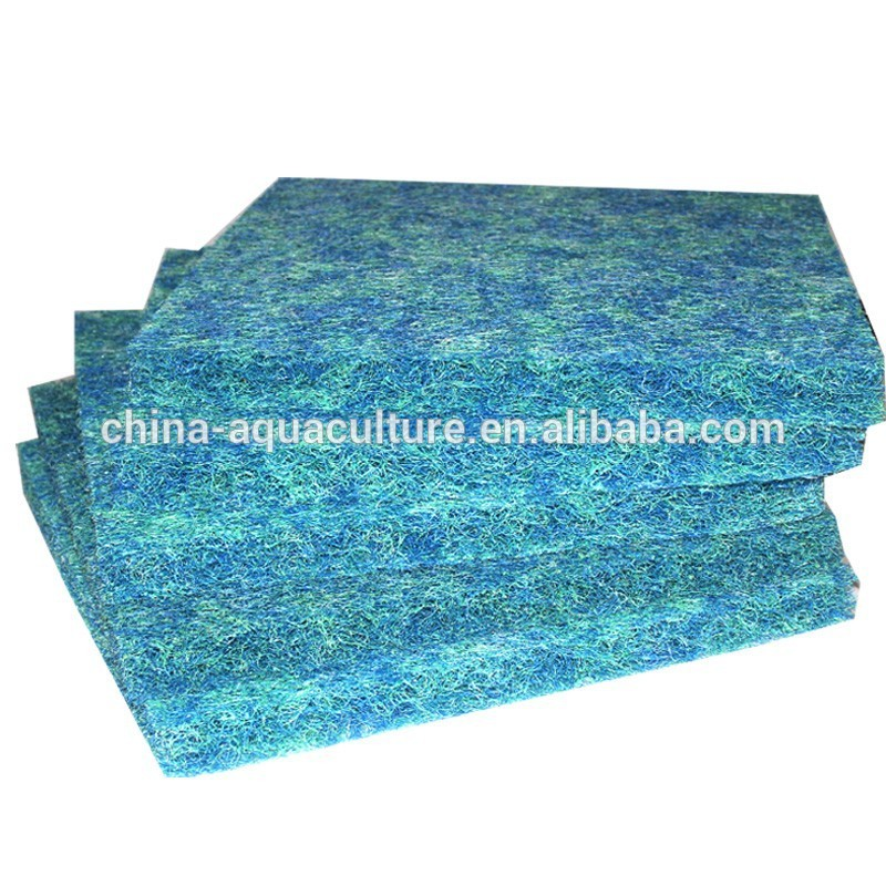 Japanese biodegradable filter mat for fish pond buy for Pond filter mat
