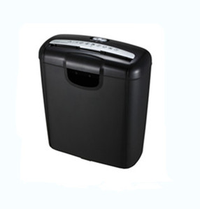 office and home used 6 sheets strip cut paper shredder