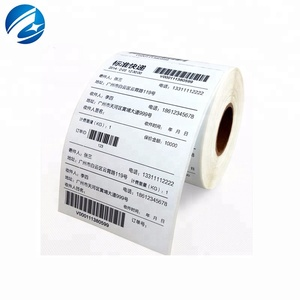 China Factory Price Printing Custom Sample Shipping Sticker Labels