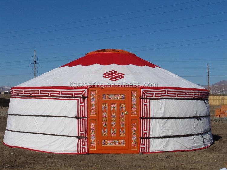 Traditional Chinese Mongolian Yurt Tent Buy Mongolian