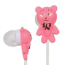 free sample for high quality bear earphone