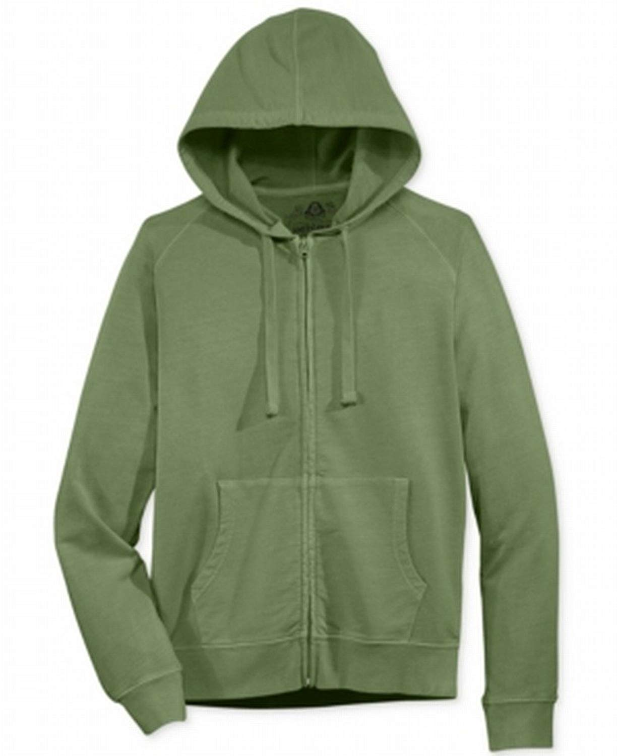 American Rag Sage Mens Drawstring Hooded Sweater