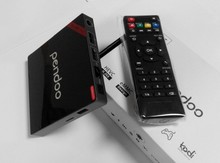 Pendoo 2G/16G Amlogic S912 Android 6.0 TV Box OTT TV box Mini Mx pro Live Streaming Octa Core Android Smart OTT TV BOX