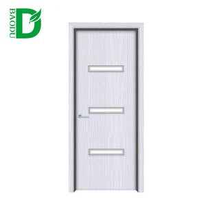 Various color can be choosed Factory directly sale WPC door with competitive price