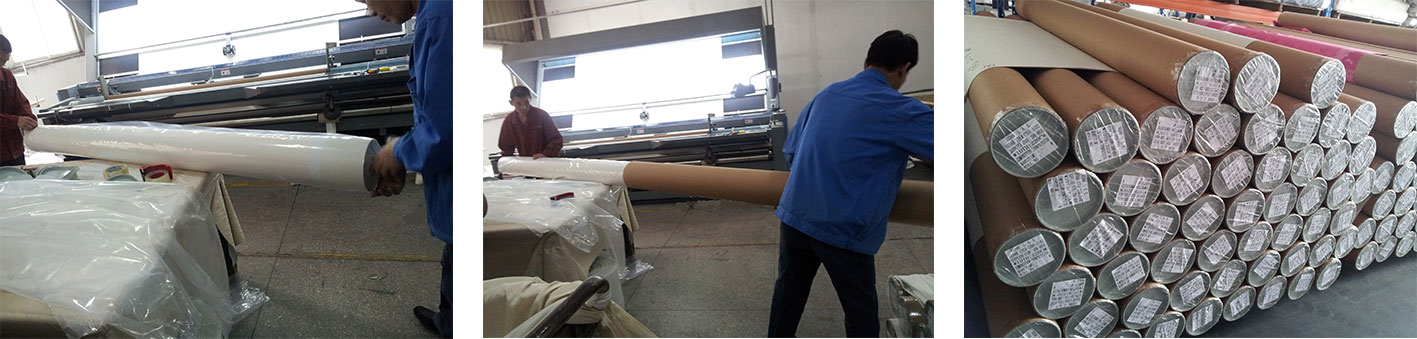 wholesale anti-static Roller Blinds for home textile